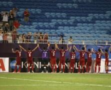 Video: U19 Triều Tiên vs U19 Việt Nam