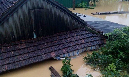 Deadly floods blamed on hydropower power plants in central Vietnam