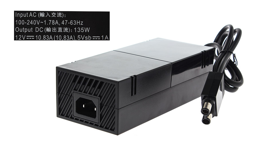 1938 Power Supply Brick AC Adapter For Xbox One Euro
