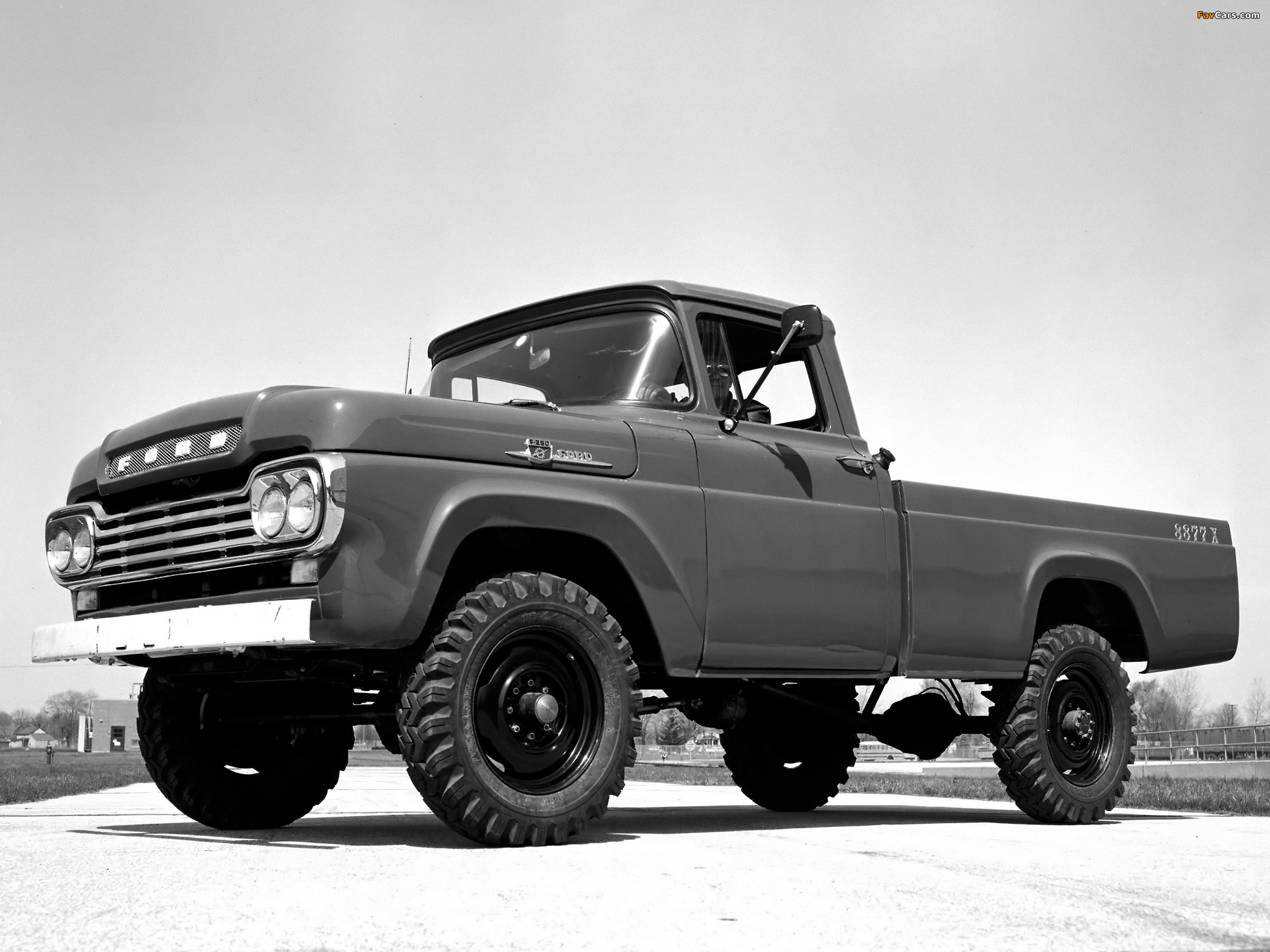 1969 Ford F 250 Highboy 4x4