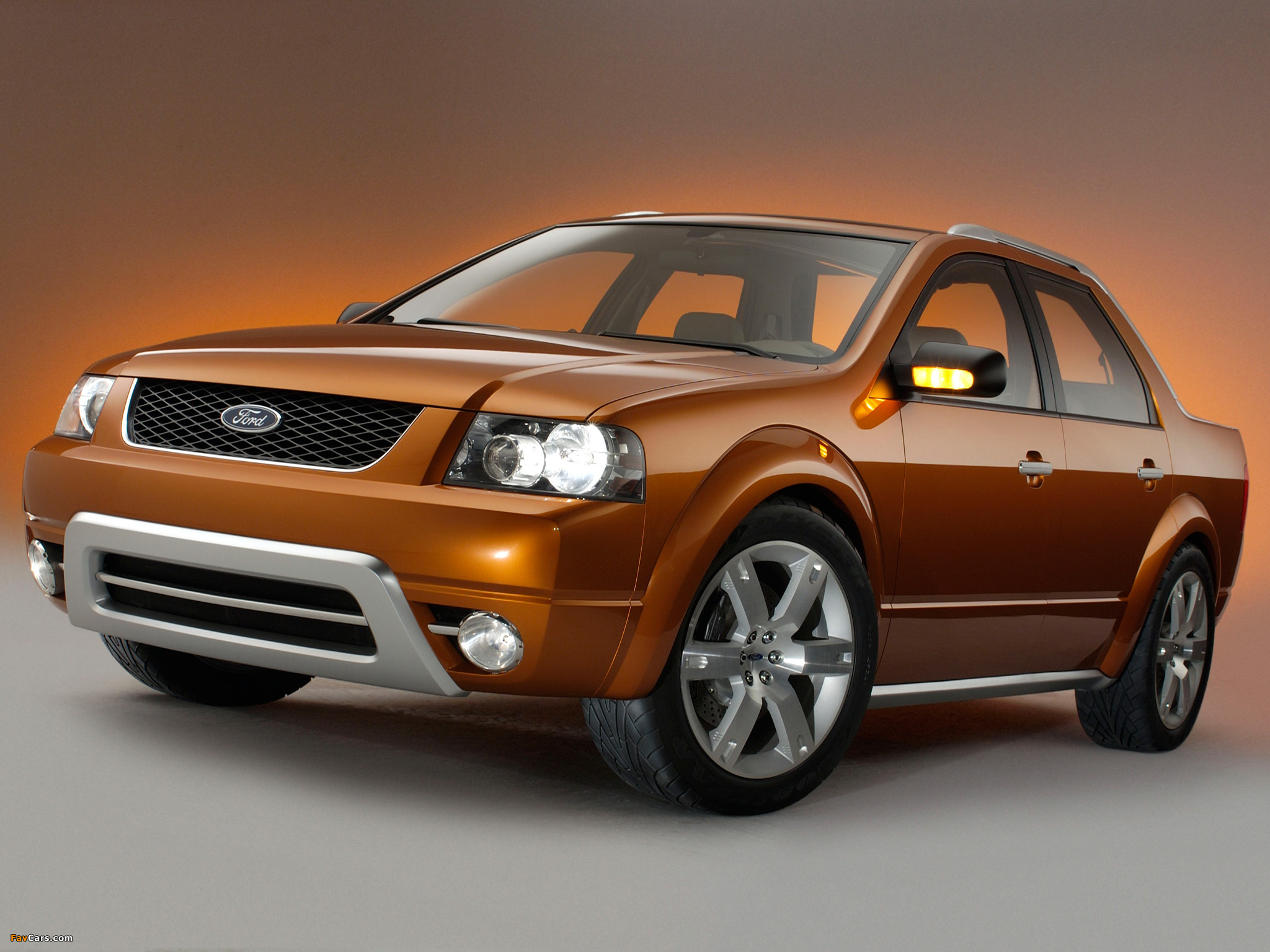 Ford Freestyle FX Concept 2003 Photos 2048x1536