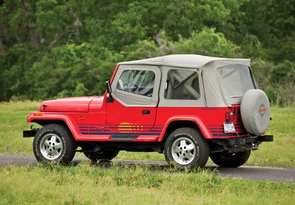 Jeep Wrangler Islander Yj 93 Images