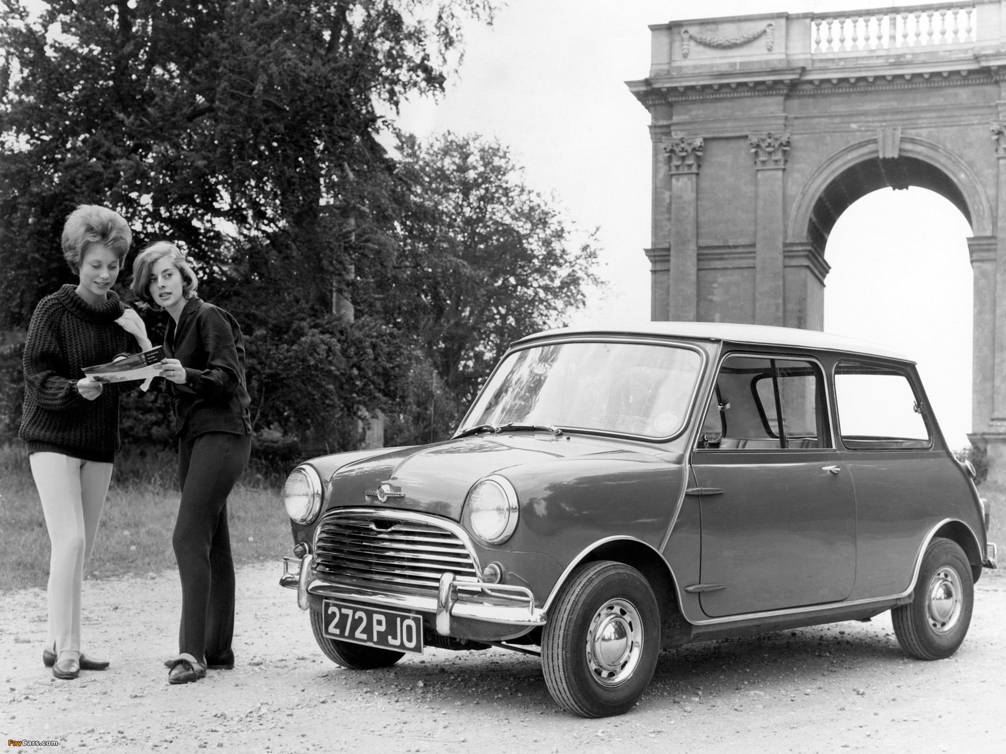 Morris Mini Cooper ADO15 196169 Images 2048x1536