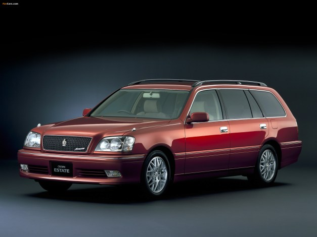 Wallpapers of Toyota Crown Estate Athlete (S170) 1999–2007 (2048 x 1536)