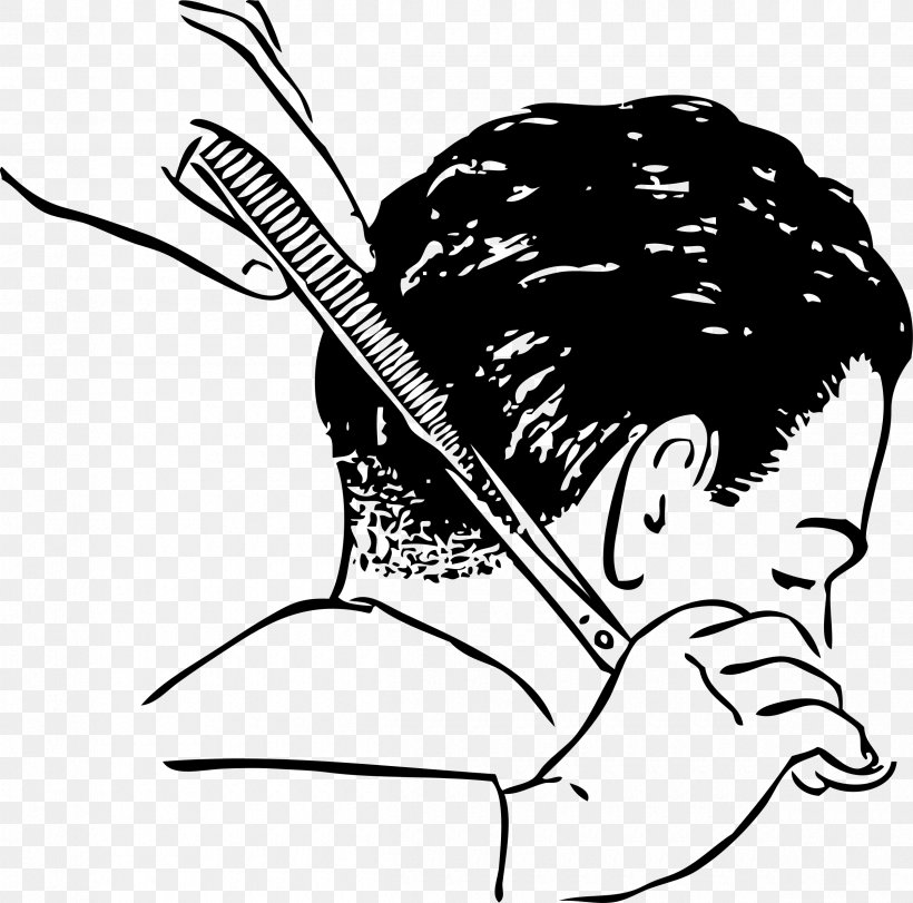Hair Clipper Comb Barber Beauty Parlour Clip Art Png 2400x2374px Watercolor Cartoon Flower Frame Heart Download