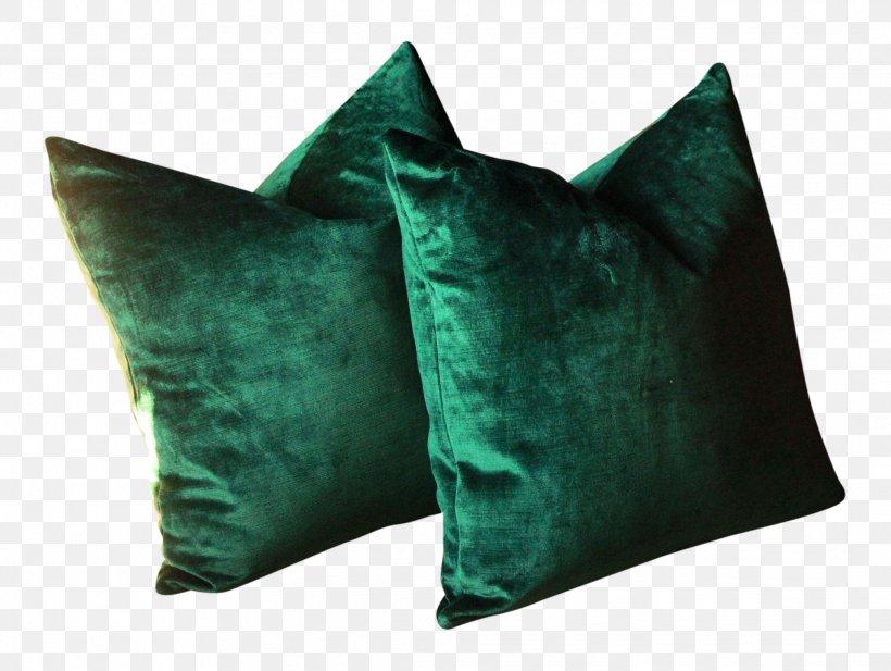 throw pillows cushion velvet teal png