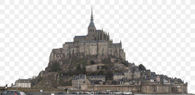mont saint michel abbey abbaye du mont