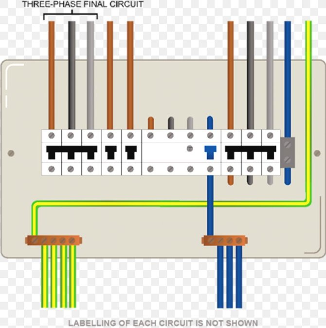 wiring diagram electric switchboard electrical wires  cable