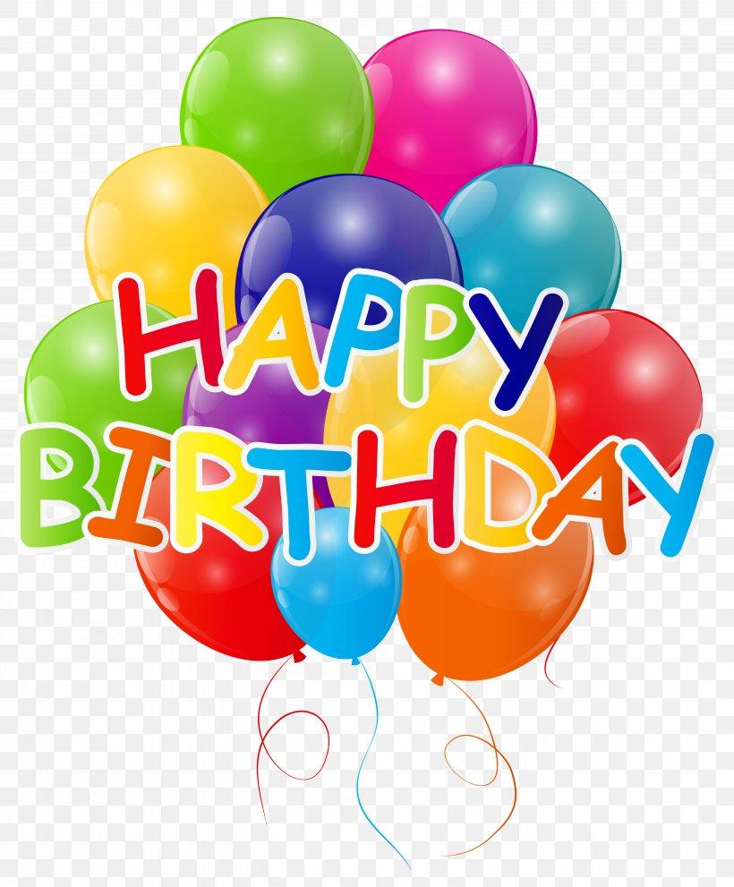 Balloon Birthday Clip Art Png 5789x7000px Balloon Birthday Gas Balloon Istock Party Download Free