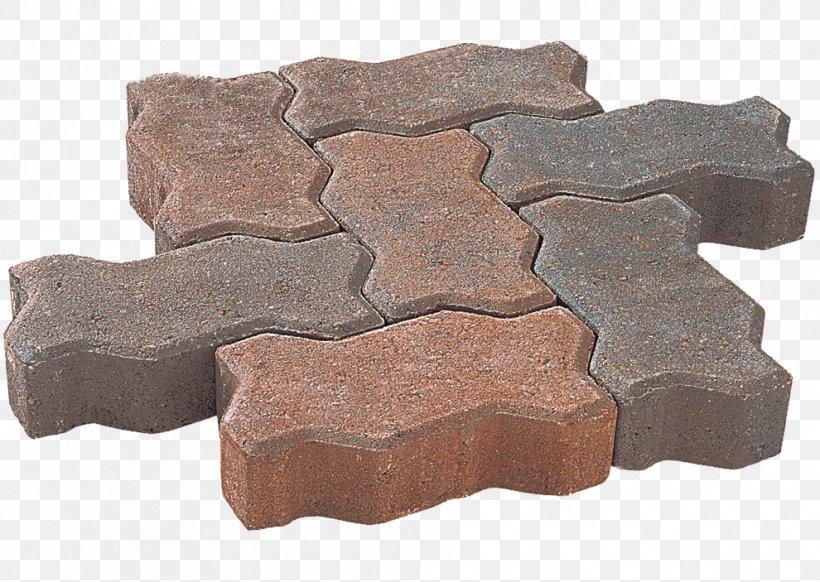 pavement tile paver concrete brick png