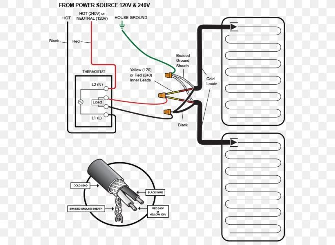 honeywell th114 wiring diagram electrical wires  cable