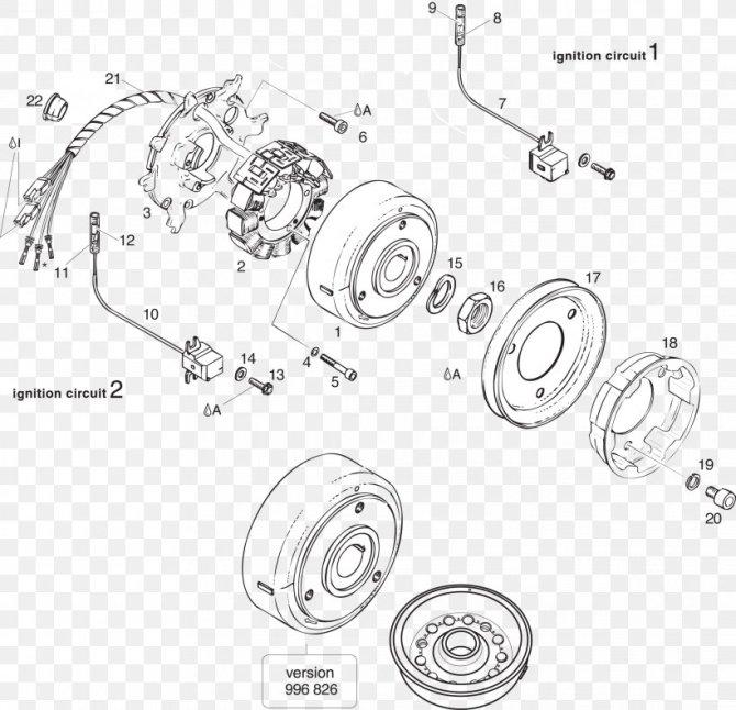 rotax 503 magneto brprotax gmbh  co kg wiring diagram