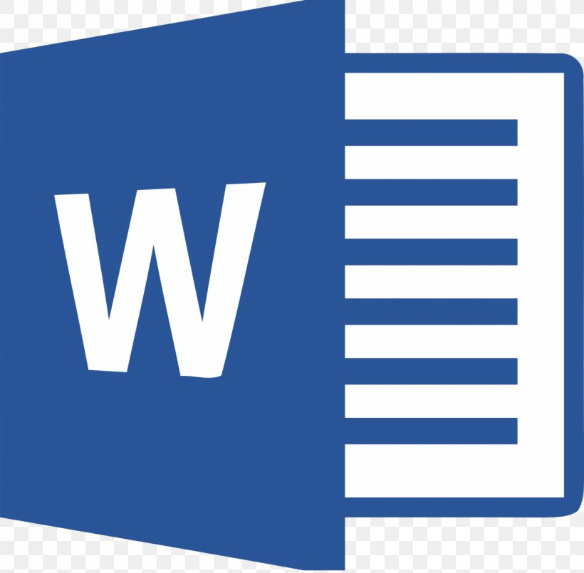 Microsoft Word Word Processor Document Template Png