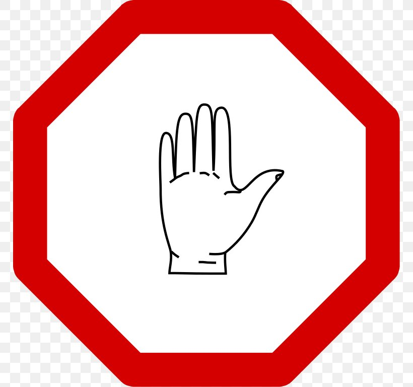 Stop Sign Traffic Sign Free Content Clip Art Png 768x768px