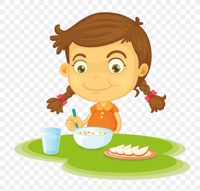 Breakfast Cereal Eating Clip Art Png 1415x1353px Breakfast Breakfast Cereal Cartoon Child Dinner Download Free