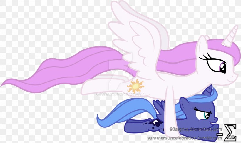 Twilight Sparkle Pony Princess Luna Princess Celestia Deviantart Png 1600x950px Watercolor Cartoon Flower Frame Heart Download