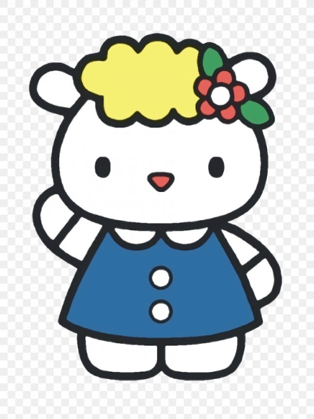 Hello Kitty: Best Friends Coloring Book Sanrio, PNG, 21x21px
