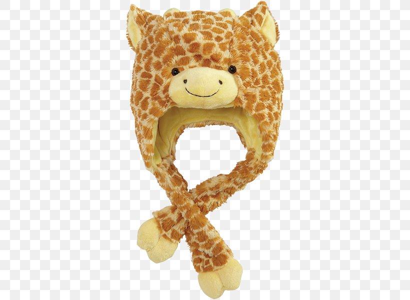 giraffe plush pillow
