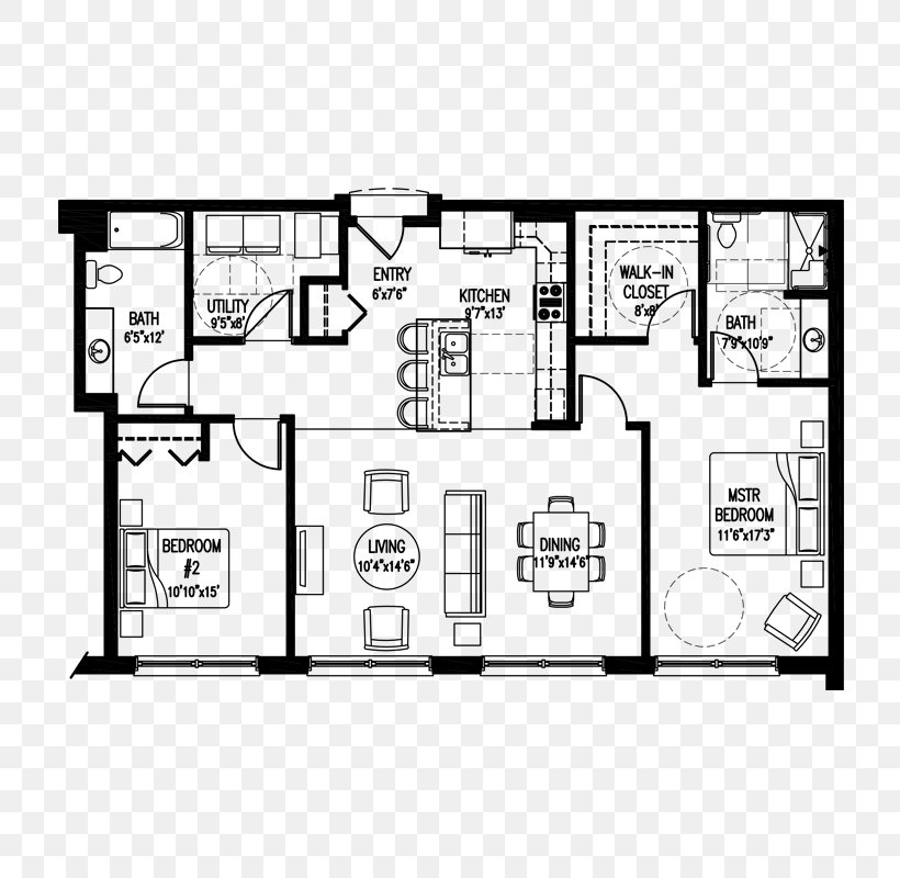 Floor Plan Cornerstone Apartments Building Png 800x800px Floor Plan Apartment Area Black And White Building Download