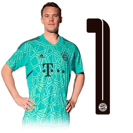 Manuel Neuer Trikot Fur Kinder Offizieller Fc Bayern Fanshop