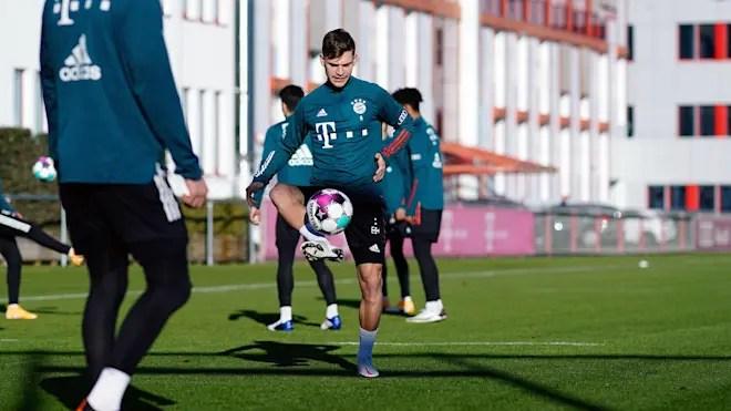 Joshua Kimmich: Perfil y noticias del jugador - FC Bayern