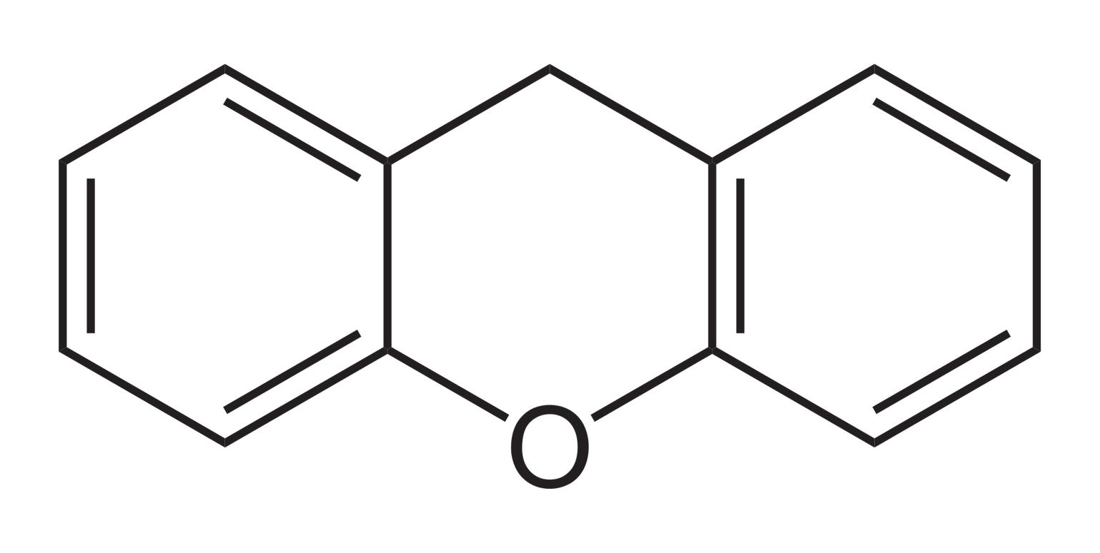 Xanteno | Molécula da Semana