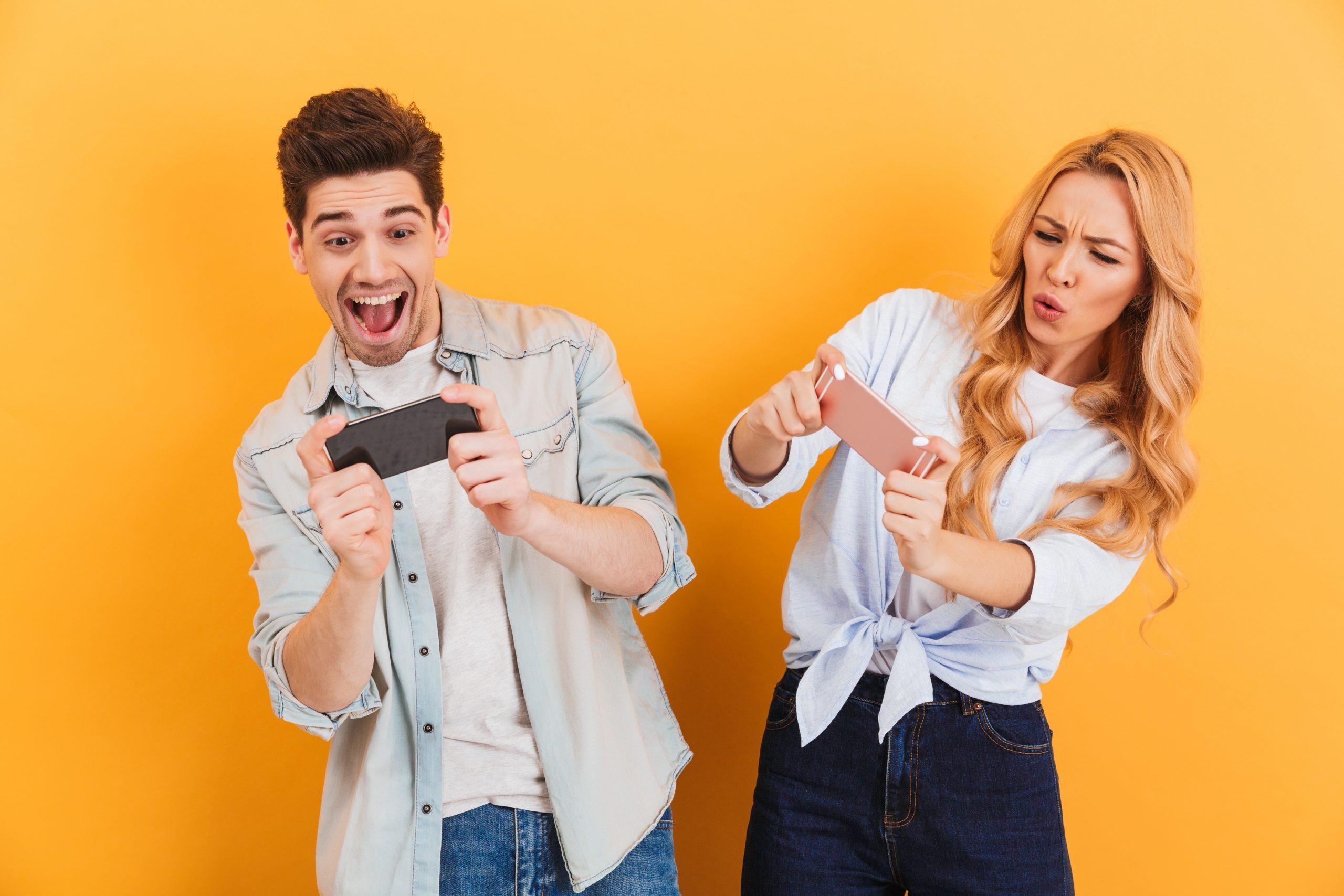 Videojogos móveis estão muito perto de dominar o mercado