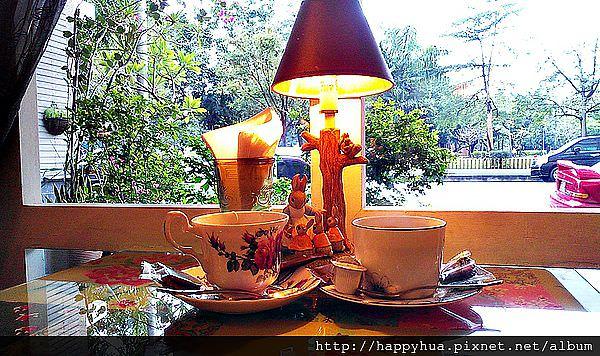 [台中早午餐]西區∥薔薇蘿拉咖啡館~傳說中英式古典風的優雅早午餐