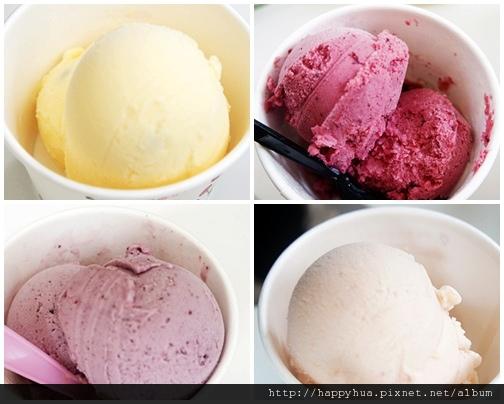 [台中美食]天然美味又溫馨的2in1冰淇淋  當冰沙遇到冰淇淋 夏天遇到古早人情味