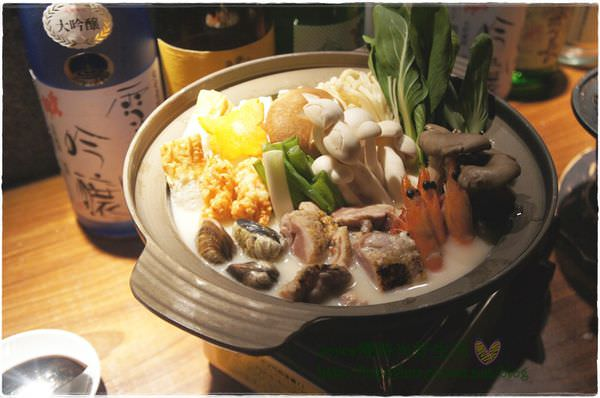 [台中美食]大江戶町~日式風情居酒屋的多重美味(美食篇)