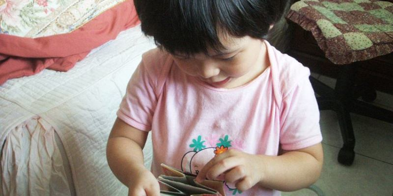 親子手作|紙盒零錢包DIY 給孩子的環保小玩具
