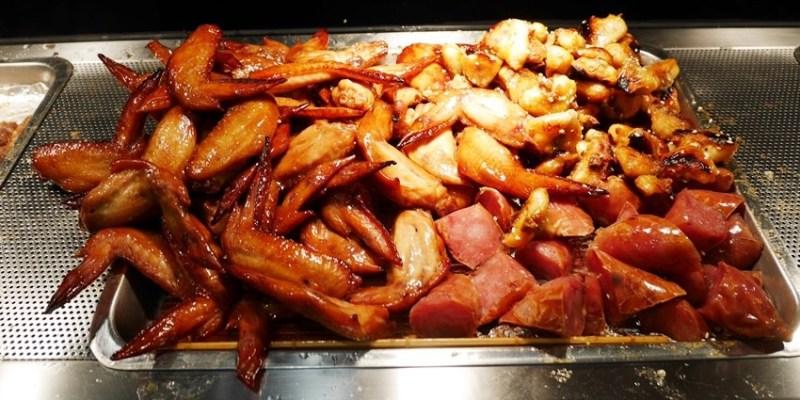 台中吃到飽︱鮮友火鍋中科二代旗艦店~火鍋吃到飽 還有豐盛的熟食、熱炒、滷味、燒烤、壽司 平日下午茶時段更優惠