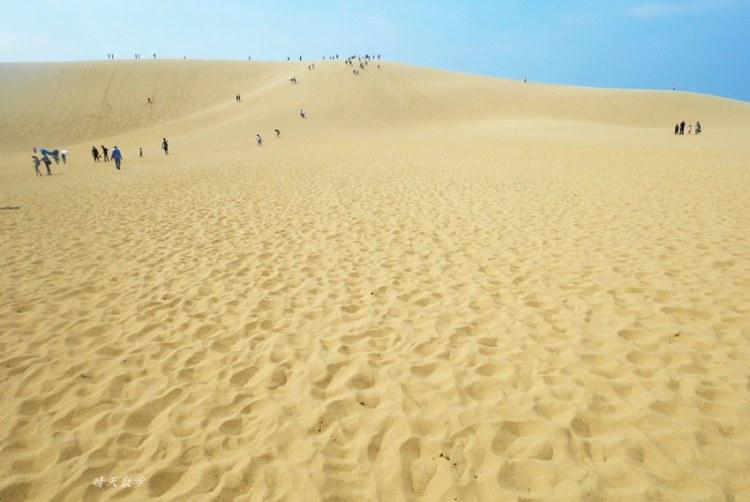 鳥取景點 鳥取砂丘~在日本體驗大漠風情 JR山陰&岡山地區鐵路周遊券 麒麟獅子循環巴士