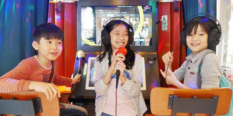 Taiwan KTV Box|個人式迷你KTV 24小時營業 大魯閣新時代對面 歡唱還可錄音上傳超好玩