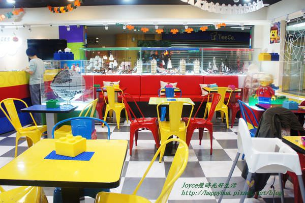 [台北親子餐廳]樂高積木餐廳Brick Works Taipei(小巨蛋店):Lego人人愛,大人、小孩都愛玩的樂高親子餐廳