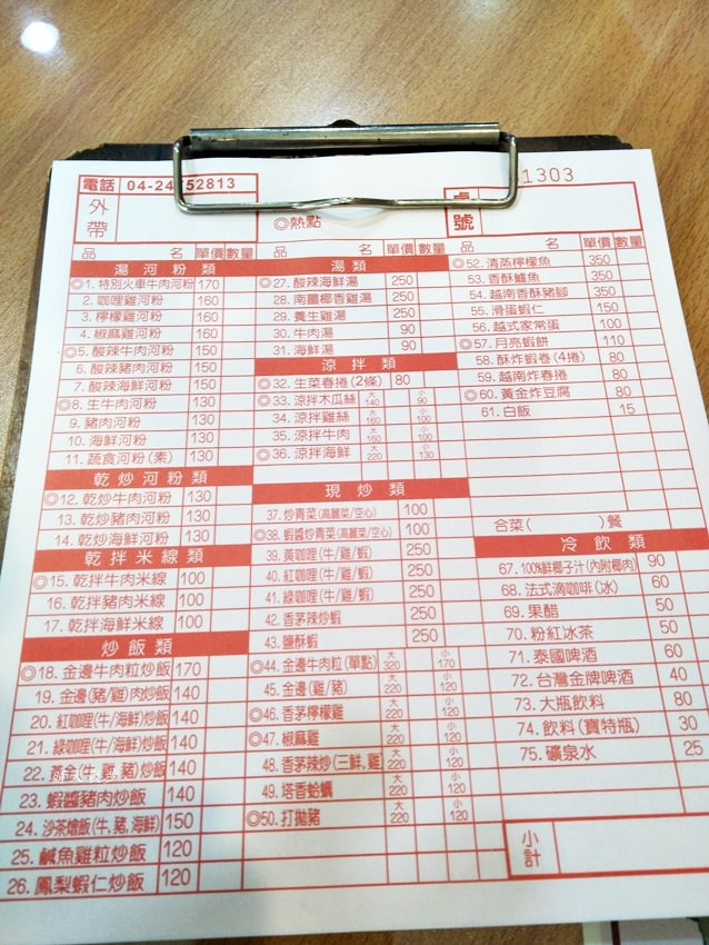20180518010434 7 - 小西貢越南牛肉河粉~精誠路越南美食老店 炎夏用餐好選擇