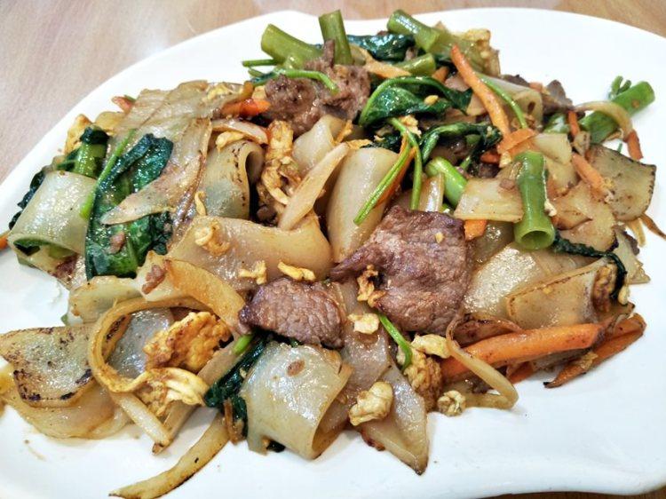 小西貢越南牛肉河粉~精誠路越南美食老店 炎夏用餐好選擇