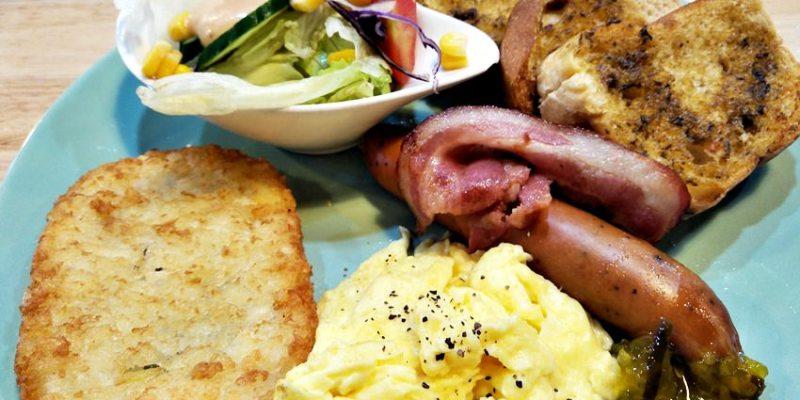 台中平價早午餐|馬德里咖啡Madrid Cafe~近豐樂雕塑公園