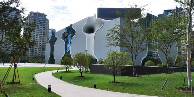 台中景點|台中國家歌劇院~台中必訪文青景點 地表最難蓋的建築 世界九大新地標建築 美景拍不完