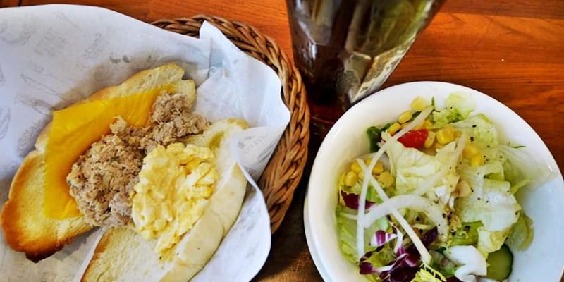 西區早午餐 美村尼克The NAKED Café國美店~美村路平價早午餐老店 國美館商圈 全天候營業