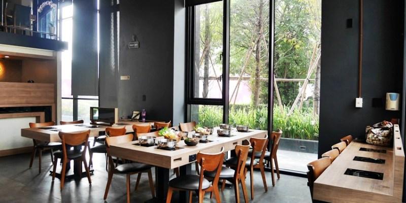 台中火鍋 青森鍋物:菜單與用餐環境~高雅舒適和風火鍋餐廳 有雙人套餐、三人套餐 也有單人精緻小火鍋 近勤美綠園道