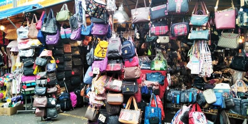 第三市場|永康皮件~第三市場尋寶趣 熱情店家賣平價背包、提包、錢包 選擇多多