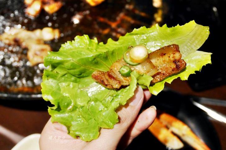 20190917120010 56 - 台中吃到飽 豬對有韓式烤肉吃到飽台中精武店~平價又豐富的韓式火烤兩吃 平日午餐吃到飽299元!