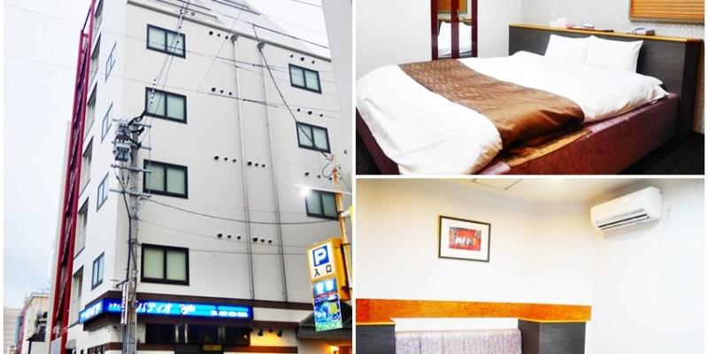 高松住宿 City Hotel Patio/城市酒店帕提歐~近琴電片原町站 寬敞舒適的舊式商旅