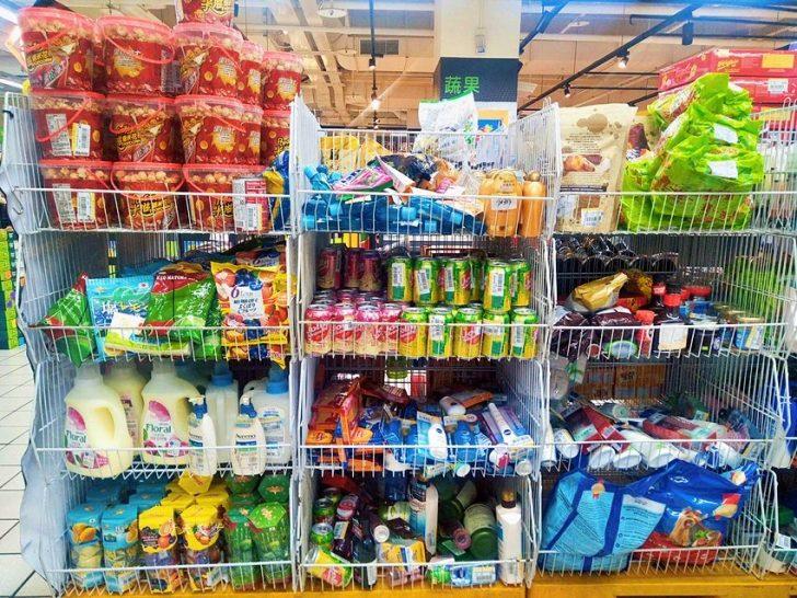 20200121171501 68 - 家樂福大墩店|省錢買菜趣~即期商品區,好物便宜賣,惜福蔬果專區,賣相不佳但營養不打折喔!