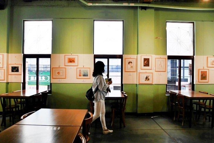 20200127134210 77 - 台灣太陽餅博物館老屋咖啡館~二樓老空間輕食區,喝咖啡配太陽餅,近台中車站(全安堂、魏爵咖啡)