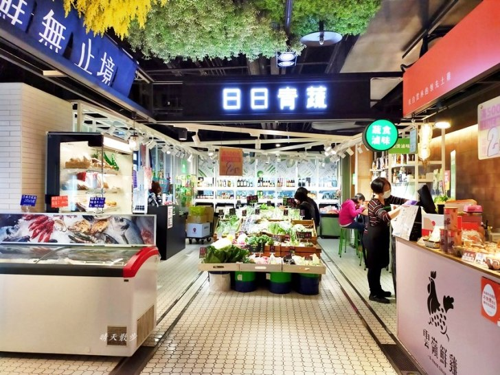 20200318074307 80 - 第六市場|日日青蔬~買菜吃滷味,金典綠園道裡的傳統市場,下雨買菜也方便!