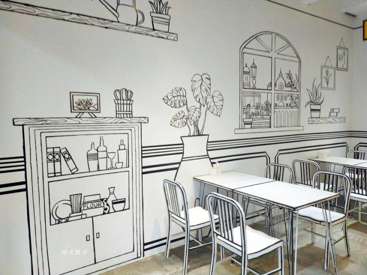 20200331225929 63 - 一起ㄔ雞~黑白漫畫風格的美式炸雞店,飲料、炸雞、炸物、簡餐通通有,還有炸全雞,近審計新村