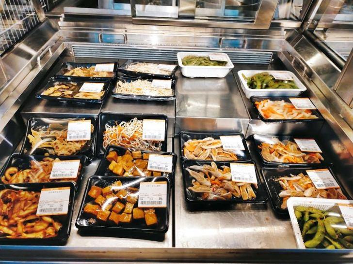 20200415125707 42 - 台中便當 家樂福熟食區平價便當,一主菜五配菜,只要65元,菜色挺豐富喔!