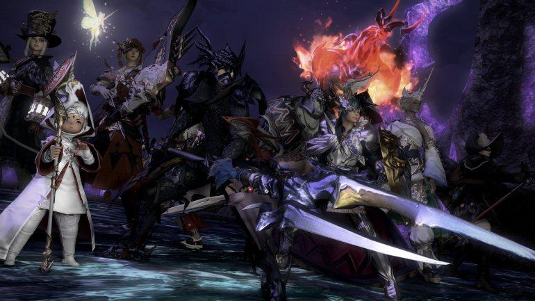 Image result for final fantasy 14
